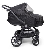 TEUTONIA Wetterschutz für Kinderwagen Farbe schwarz | 4038685236854