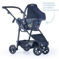 tfk buggy lite mini 8 zoll design 2016 grau travel system mit babyschale Ausschnitt 04
