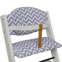 Treppy Sitzkissen Cushion für Hochstuhl Zig Zag 2