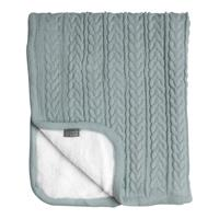Vinter & Bloom Decke Cuddly 100 x 80cm Sage Green