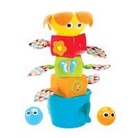 Yookidoo Steck-Turm mit Bällen