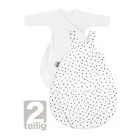 Zöllner Babyschlafsack Cosy Dots Grau 50/56