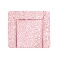 Zöllner changing mat Softy 75 x 85 Tiny Squares Blush