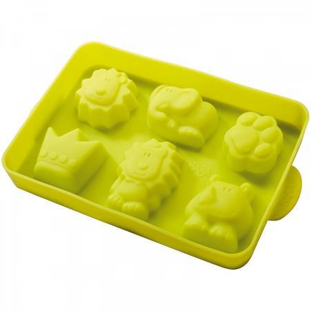 Haba Silikon-Muffinform Backform Geburtstag Kuchen