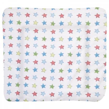 Zöllner Wickelauflage Softy Colour Stars