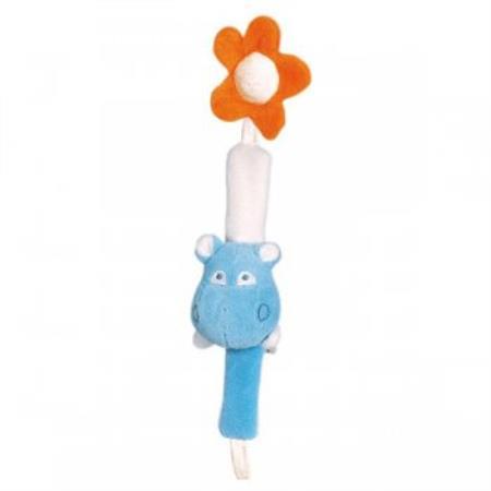 Fun Company Schnullerkette Hippo
