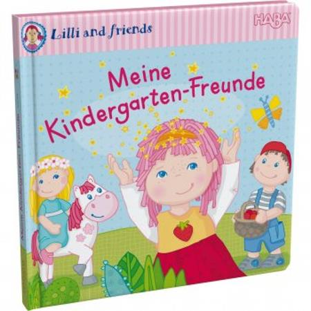 Haba Freundebuch: Lilli and friends - Meine Kinder