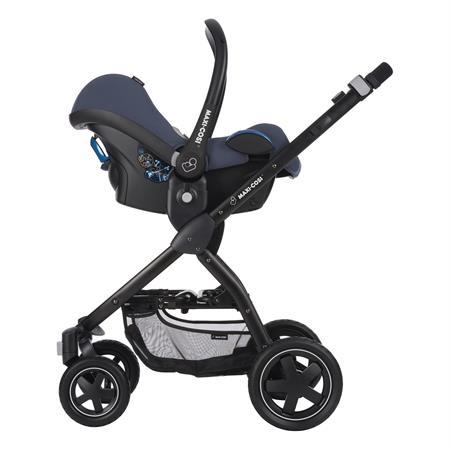 Maxi-Cosi Stella Kinderwagen Nomad Blue Cabriofix