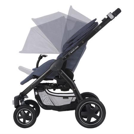 Maxi-Cosi Stella Kinderwagen Nomad Blue Sonnenverdeck
