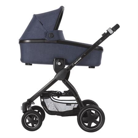 Maxi-Cosi Stella Kinderwagen Nomad Blue Oria Carrycot