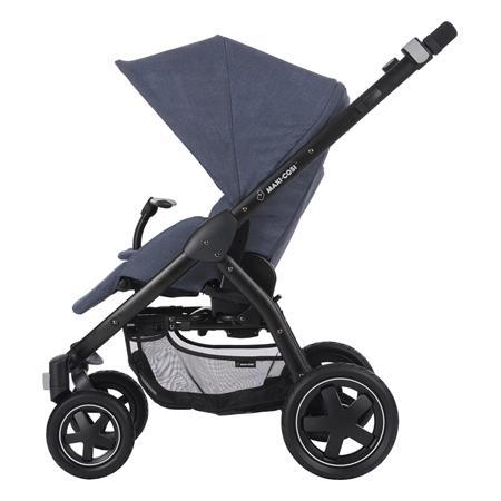 Maxi-Cosi Stella Kinderwagen Nomad Blue Seite