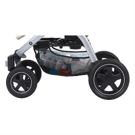 Maxi-Cosi Stella Kinderwagen Nomad Sand Einkaufskorb