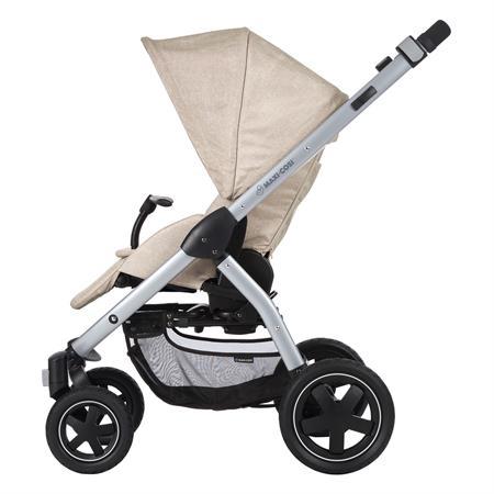 Maxi-Cosi Stella Kinderwagen Nomad Sand Seite