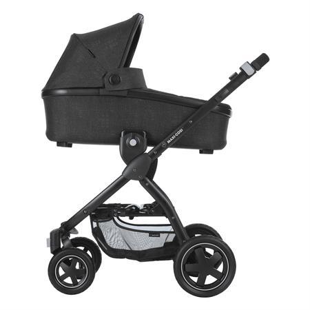 Maxi-Cosi Stella Kinderwagen Nomad Black Oria Carrycot
