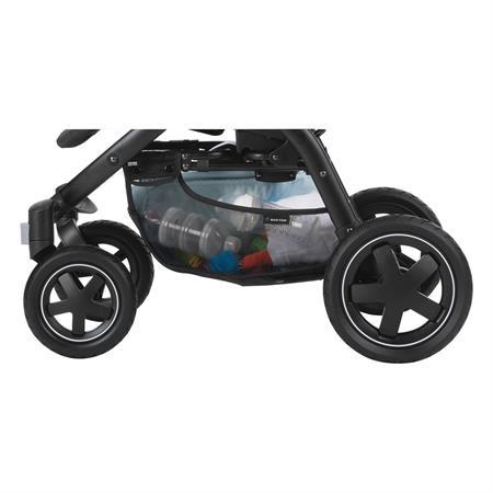 Maxi-Cosi Stella Kinderwagen Nomad Black Einkaufskorb