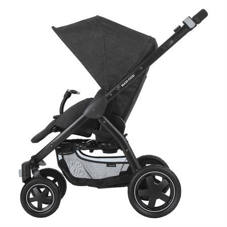 Maxi-Cosi Stella Kinderwagen Nomad Black Seite