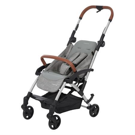 1232712110 Maxi-Cosi Laika Nomad Grey Extra Padded Seat