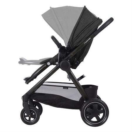 1310710110 Maxi-Cosi Adorra Nomad Black Foldable Canopy