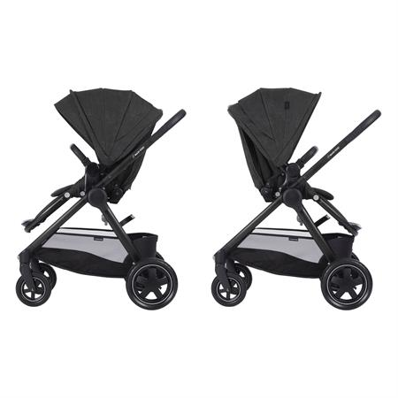 1310710110 Maxi-Cosi Adorra Nomad Black Rearward Forward Facing
