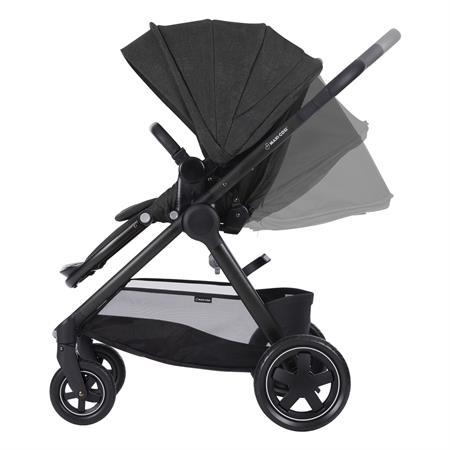 1310710110 Maxi-Cosi Adorra Nomad Black Reclining Positions