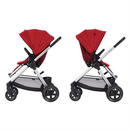 1310721110 Maxi-Cosi Adorra Vivid Red Rearward Forward Facing