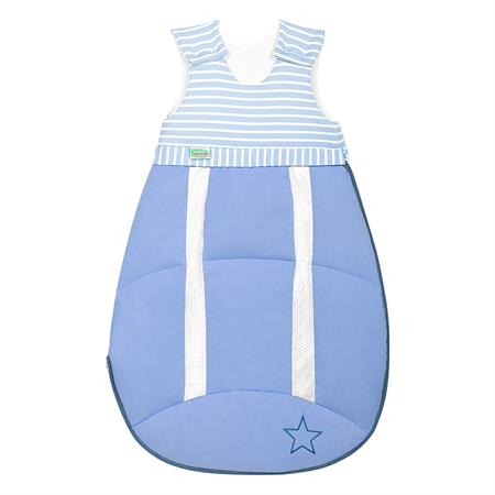 1334 1121 Odenwaelder 4allseasons Schlafsack Strip And Strip Bleu