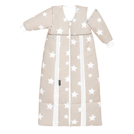 1346 1099 Odenwaelder Thinsulate Schlafsack Primaklima White Stars Detail Arm