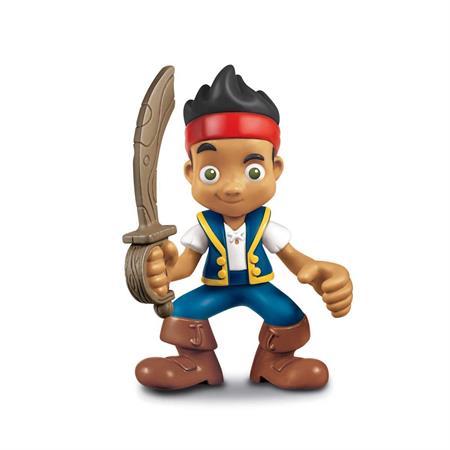 Jake & die Nimmerland Piraten – Spielfigur X8166 Jake