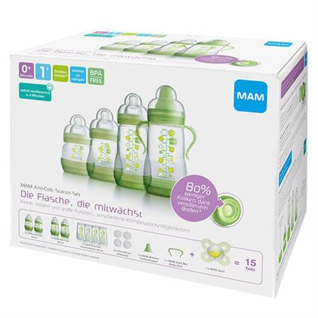 MAM Anti-Colic Starter-Set