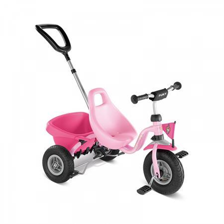 Puky CAT 1 L Dreirad Carry-Touring-Kipper Prinzessin Lillifee
