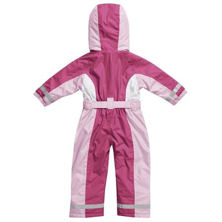 Playshoes Schneeanzug Schnee Overall pink rosa 86 Detailansicht 01