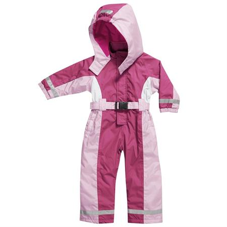 Playshoes Schneeanzug Schnee-Overall pink/rosa 86