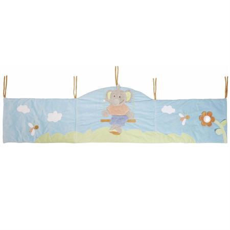 Playshoes Nestchen für Kinderbett Elefant