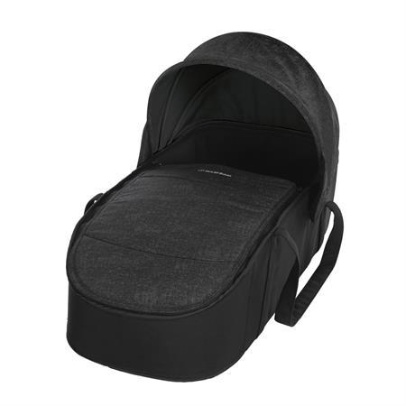 Maxi-Cosi Laika Soft Tragetasche Nomad Black