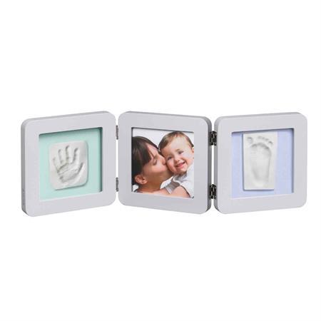 BabyArt Double Print Frame - Bilderrahmen für Hand