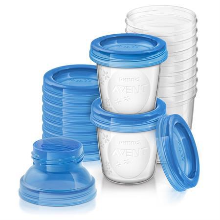 Philips Avent SCF618/10 Muttermilch Aufbewahrungsb