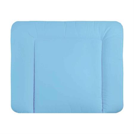 Zöllner Wickelauflage Softy Uni 75x85 cm Suger Blue