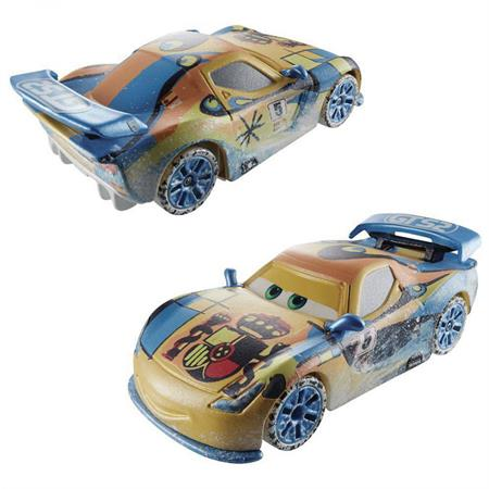 Disney Cars Ice Racers Die Cast Auto 1:55 Miguel Camino