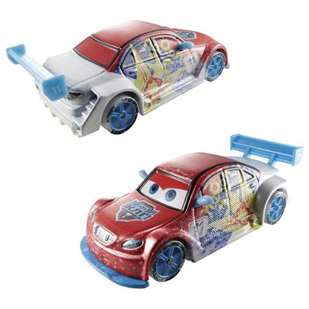 Disney Cars Ice Racers Die Cast Auto 1:55 Vitaly Petrov