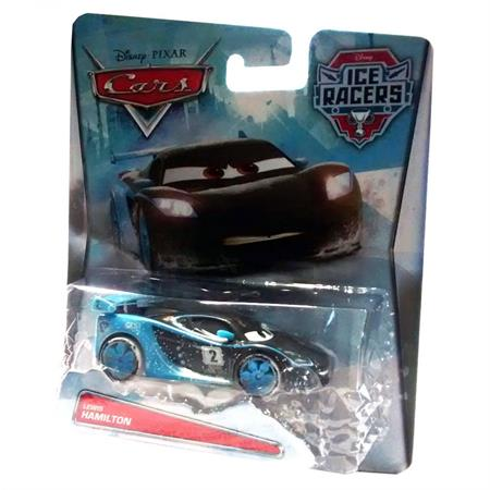 Disney Cars Ice Racers Die Cast Auto 1:55