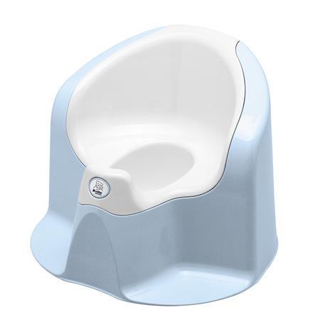rotho TOP X-tra Komfort-Kindertopf Baby Blau Pearl