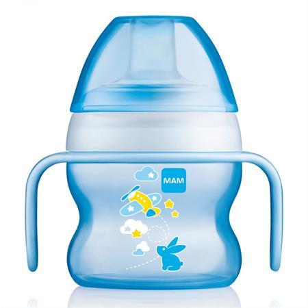 MAM Becher Starter Cup 150ml Blau
