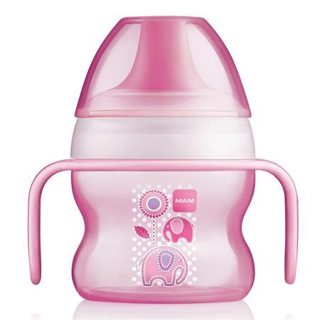 MAM Becher Starter Cup 150ml Pink