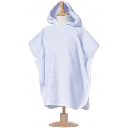 Red Castle Bade-Poncho Hellblau