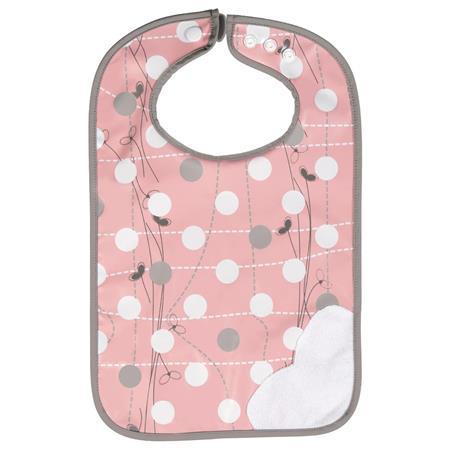 Badabulle Soft-Lätzchen pink