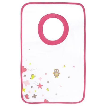 Badabulle Maxi-Lätzchen pink