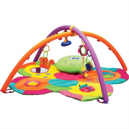 Playshoes Play Center – Krabbeldecke mit Spielboge Schmetterling