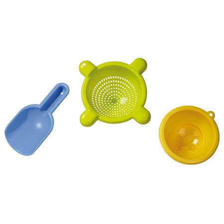 Haba Sandspiel Kleinkind-Sieb-Set