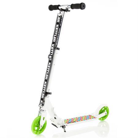 Kettler Roller Scooter Zero 6 Spotted