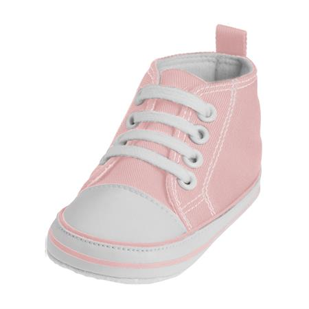Playshoes Canvas Turnschuh Größe 17-20 Farbwahl Rosé 20
